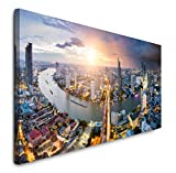 Paul Sinus Art GmbH Bangkok Thailand 120x 50cm Panorama