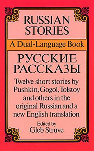 Russian Stories: A Dual-Language Book (Dover Dual Language Russian) (English Edition)