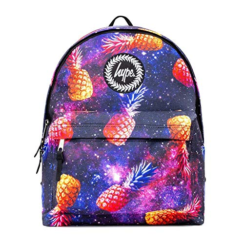 Hype Pineapple Cosmo Backpack One Size Multi