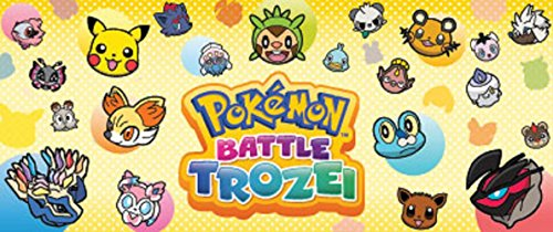 Pokémon Battle Trozei - 3DS [Digital Code]