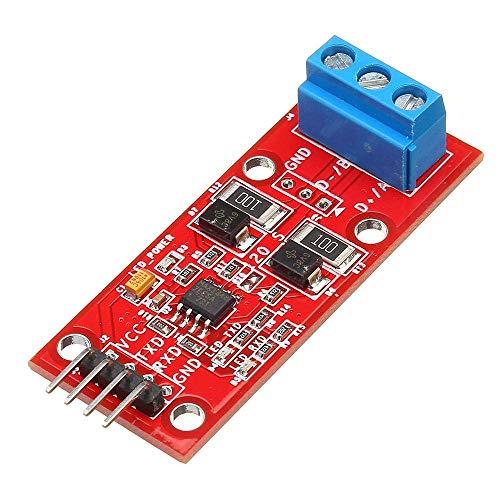 YUQIYU 5pcs MAX3485 TTL To RS485 Module MCU Converter Development Module Board Accessories Spot Steuermodul