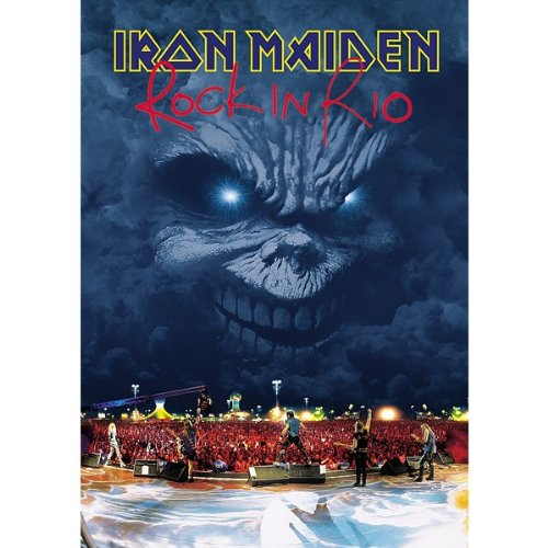 Iron Maiden - Rock in Rio [2 DVDs]