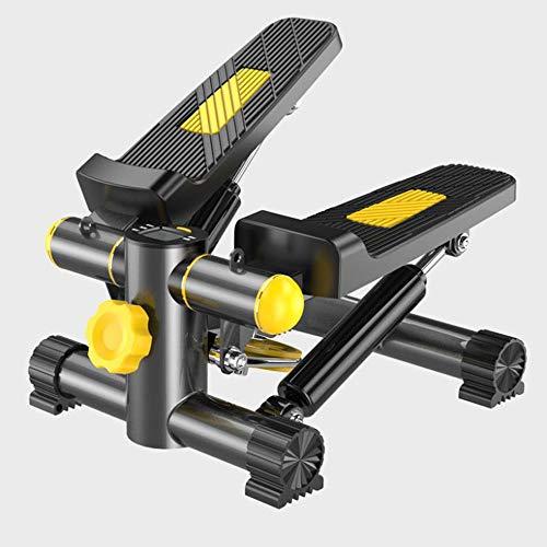 OUYA Mini Fitness Stepper para Ejercicio Stepper, Bicicleta Multifuncional Silenciosa Hidráulica, Capacidad De Peso De 250 Libras