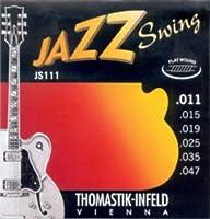 CUERDAS GUITARRA ELECTRICA - Thomastik (JS/111) Jazz Swing (Juego Completo 011/047)