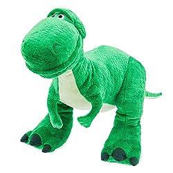 3. Disney Rex Medium Plush Toy