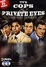 TV's Cops: Private Eyes - Over 8 Hours of Television Classics! 19 Episodes!