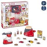 JUINSA - Set de cocina con luz y sonido, 29 x 27 cm, Multicolor...
