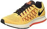 Nike Air Zoom Pegasus 32, Zapatillas de Gimnasia Hombre, Naranja Negro Blanco Opt Yllw Blk Brght Crmsn Ttl C, 42