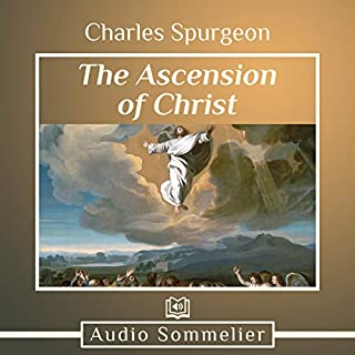 The Ascension of Christ audiobook cover art