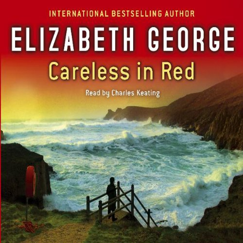 Careless in Red audiobook cover art