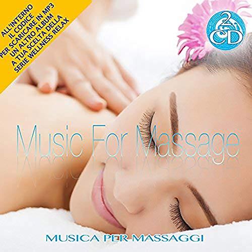 Music For Massage -Musica Per Massaggi Cd Doppio Musica Wellness Relax