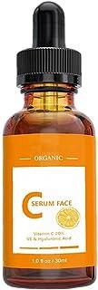Vitamine C Serum Moisturizing Whitening Facial Reparatieolie Fleuren Skin Essence 30ml