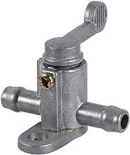 KIMISS Valvola dellinterruttore del gas di scarico del serbatoio del gas per CB350 CB400 CB750 CB900 CX500 CX500C CX500D