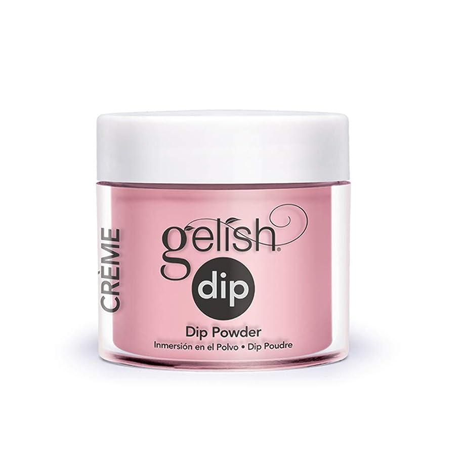 コンベンションマルクス主義散るHarmony Gelish - Acrylic Dip Powder - Pink Smoothie - 23g / 0.8oz