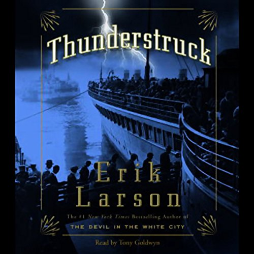 Thunderstruck cover art