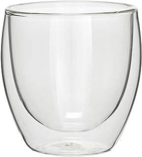 bodum [ ボダム ] パヴィーナ ダブルウォールグラス 2個セット 0.25L Pavina 4558-10US Double Wall Thermo Cooler set of 2クリア [並行輸入品]