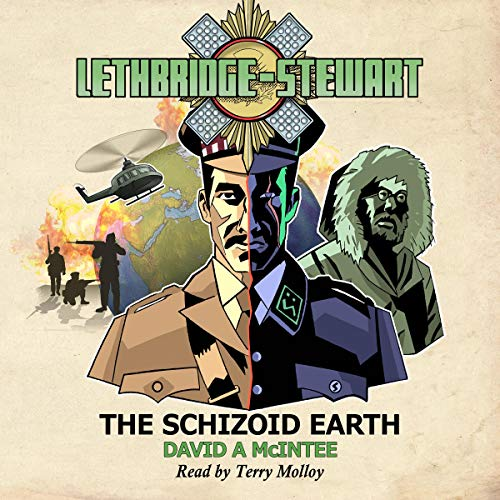Lethbridge-Stewart: The Schizoid Earth cover art