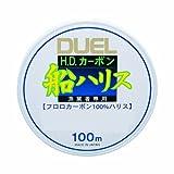 DUEL H955 HDC FUNE LEADER FLUOROCARBON 2.5 (0.26mm-10lb)
