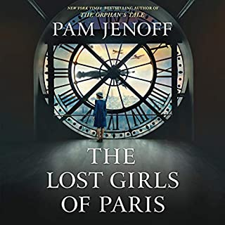 The Lost Girls of Paris                   Written by:                                                                                                                                 Pam Jenoff                               Narrated by:                                                                                                                                 Elizabeth Knowelden,                                                                                        Henrietta Meire,                                                                                        Candace Thaxton                      Length: 11 hrs and 41 mins     42 ratings     Overall 4.4