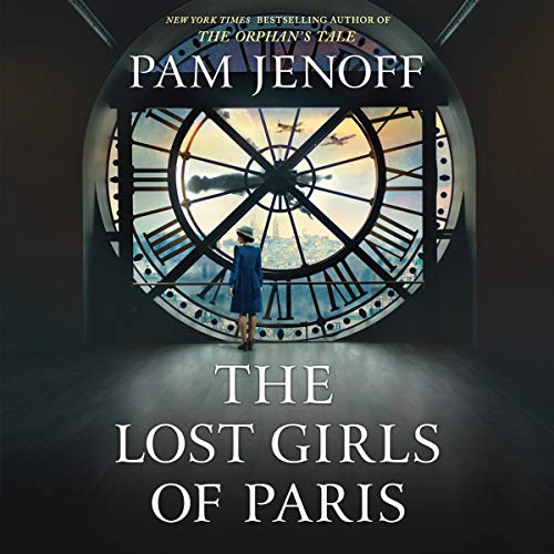 Couverture de The Lost Girls of Paris