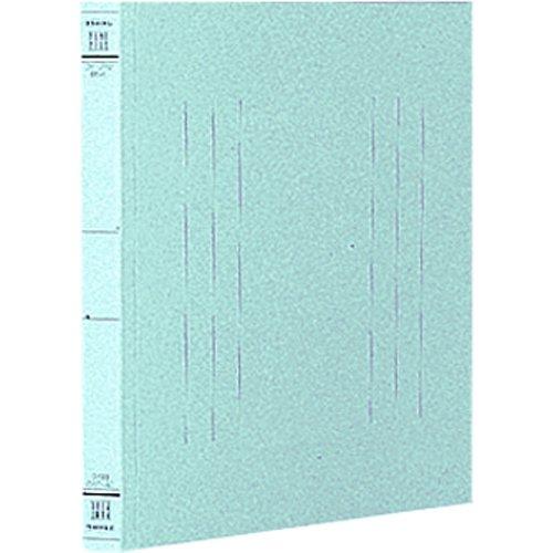 ナカバヤシ フラットファイルJ B6-E ブルー フF-J61B ブルー 00052145 【まとめ買い10冊セット】