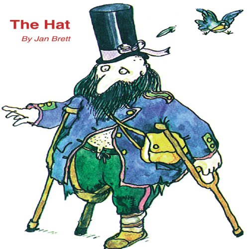 The Hat  audiobook cover art