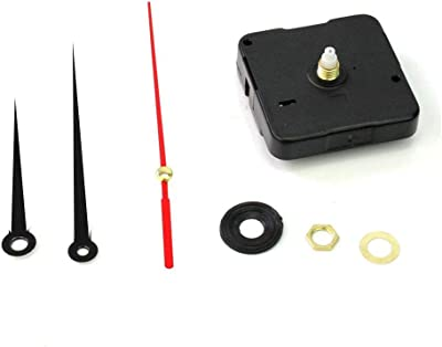 ReFaXi Silent Quartz DIY Wall Clock Movement Hands Mechanism Repair Part Tool Kit