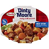 Fresh, cut potatoes & carrots Served in rich gravy with large chunks of real beef Complete meal in 9 oz. 6 Pack This item cannot be shipped to California