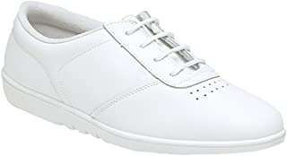 Boulevard Womens/Ladies Treble Fuller Fitting Oxford Shoes