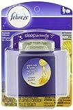 Febreze Bedsize Diffuser Air Freshener Sleep Serenity Warm Milk & Honey