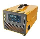 XLH 40g / 30g / 20g / 15g / 5g Profesional Ozonizador ozono Generador Limpiador purificador de Aire Comfort Acero Inoxidable Comercial, Desodorante y Esterilizador,30g