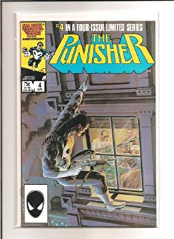 The Punisher #4 NM  of 5  Limited Series ~ The amazing series by legend Mike Zeck!