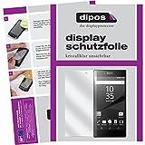 dipos I 2X Protection ecrán Compatible avec Sony Xperia Z5 Premium Films de Protection d'écran...