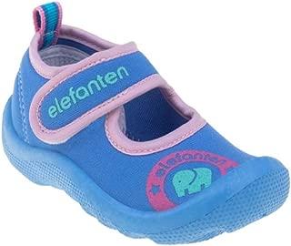 ELEFANTEN Girls - Todler Fun in The Sun Lycra -4- Purple, Light Blue