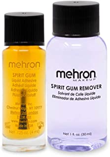 Best Mehron Makeup Spirit Gum & Remover Combo Kit Review