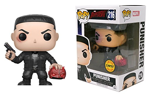 Funko POP Television - Daredevil - #216 Punisher Chase