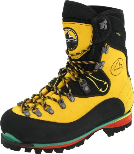 La Sportiva Men's Nepal EVO GTX Boot (45.5, Yellow)