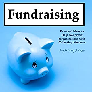 Fundraising audiobook cover art