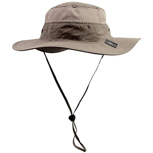 Camo Coll Outdoor Sun Cap Camouflage Bucket Mesh Boonie Hat 5282fe2ee60c