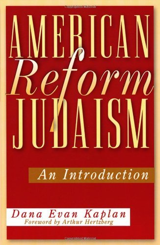 American Reform Judaism: An Introduction (English Edition)