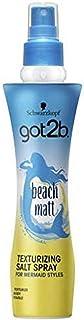 Schwarzkopf got2b Beach Matt Texturizing Salt Spray 200ml