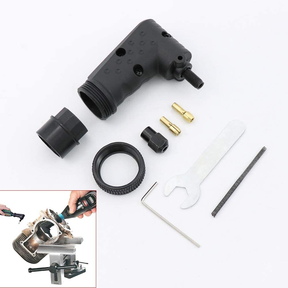 Right Angle Financial sales sale Gifts Converter Attachment For Dremel Accessories Rot Tool