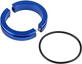 Rear Shock Absorber Suspension Lowering Kit For 46mm KYB WP for Yamaha YZ 125 250 400 YZ250F YZ450F YZ125X YZ250X WR250F WR450F 2018 (Blue)