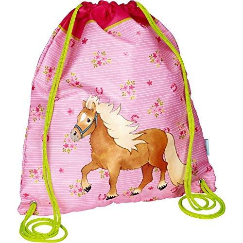 Spiegelburg 14524 Turnbeutel rosa Mein kleiner Ponyhof