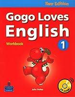 Gogo Loves English (2E) Level 1 Workbook with CD