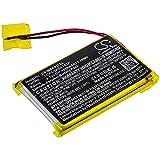 TECHTEK batería sustituye 1ICP5/34/50 1S1P Compatible con [Wacom] ACK411050, Express Key Remote