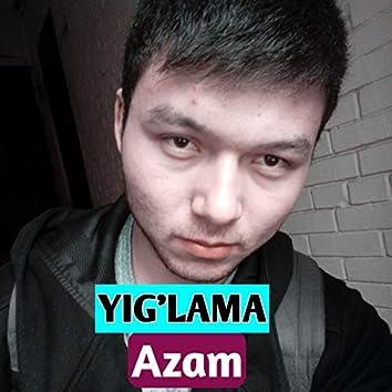 Yig'lama