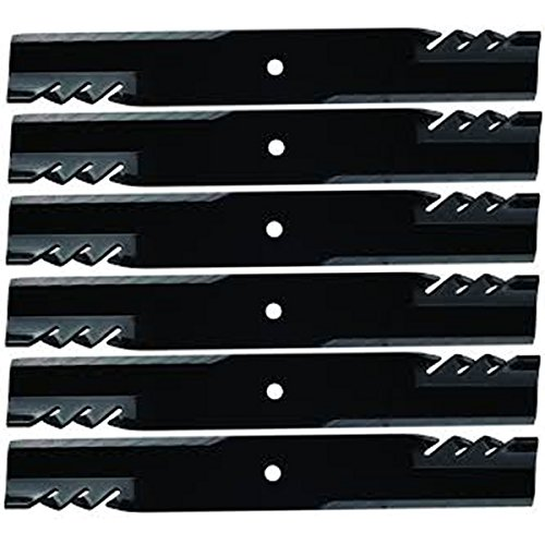 powerful 6PK Oregon 596-319 Gator G5 Blade 60-inch Gravely Deck 025124 04969908979600 Replacement …