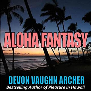 Aloha Fantasy audiobook cover art