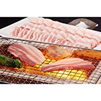 沖縄 美ら島あぐー豚 焼肉 バラ400g